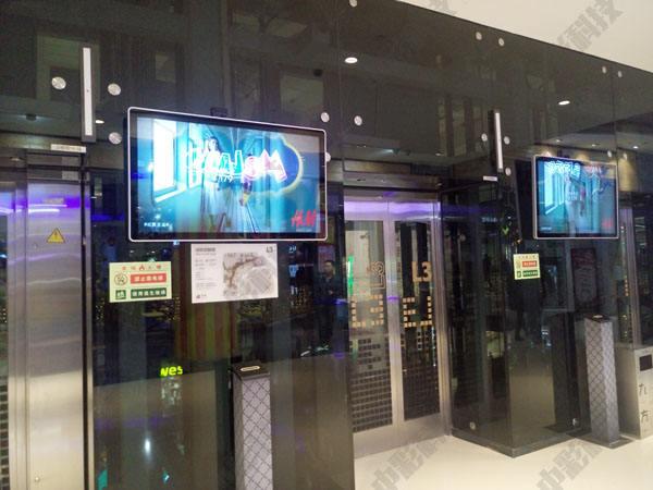 触摸一体机厂家熙雅盟与青岛智能科技大楼达成广告机业务合作