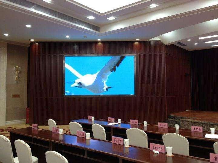 湖南业鑫建设与深圳熙雅盟达成100寸会议平板业务合作