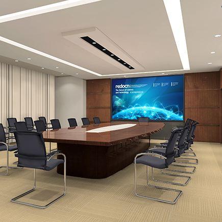 深圳垒射谷科技有限公司与熙雅盟达成85寸会议触摸一体机定制采购合作