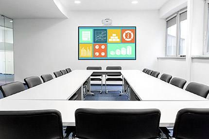 今麦郎股份有限公司与熙雅盟达成86寸会议触摸一体机定制采购合作