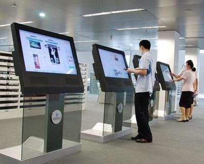 太原市第二小学图书馆与熙雅盟达成55寸触摸一体机定制采购合作