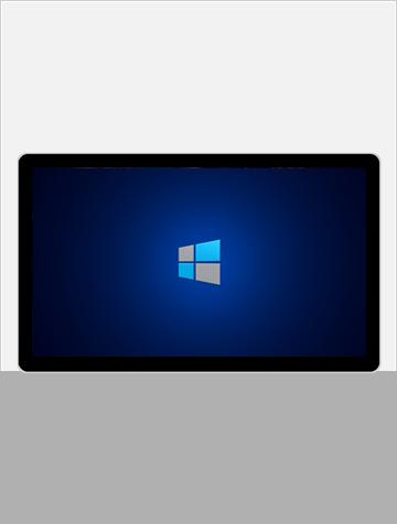 65寸/70寸/84寸壁挂触摸一体机(windows系统)