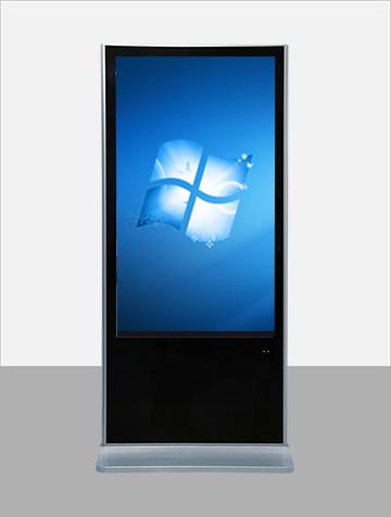 65寸/70寸/84寸落地式触摸一体机(windows系统)