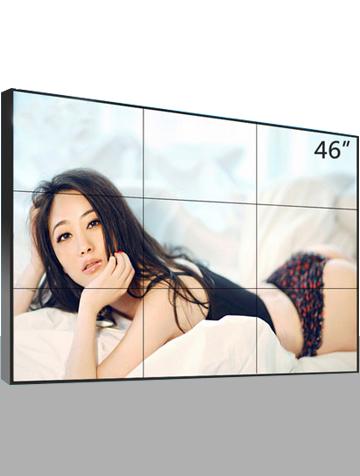 46寸超窄液晶拼接屏