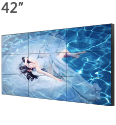 42寸超窄液晶拼接屏